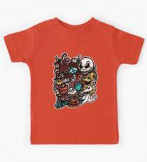 Nightmarish Characters Kids Clothes