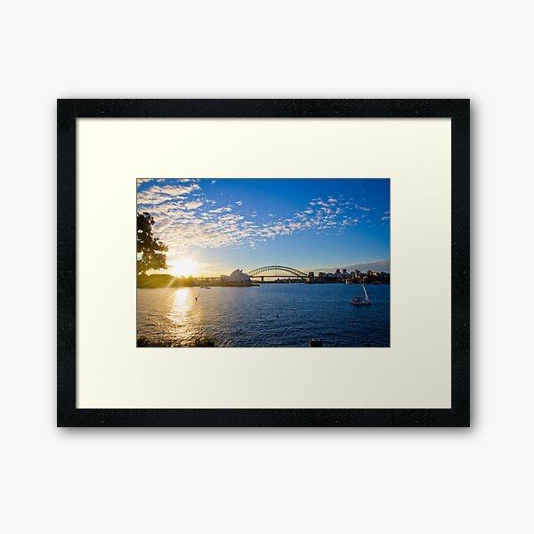 Sydney - Australia Framed Art Print