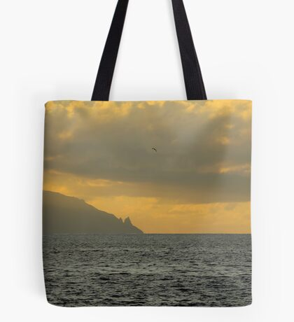 La Gomera from Tenerife Tote Bag