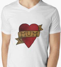 Mum ♥ heart tattoo - Matt Helders T-Shirt