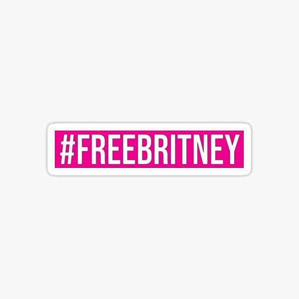 #FREEBRITNEY Sticker