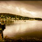 Tarbert Bay Scotland by mlphoto