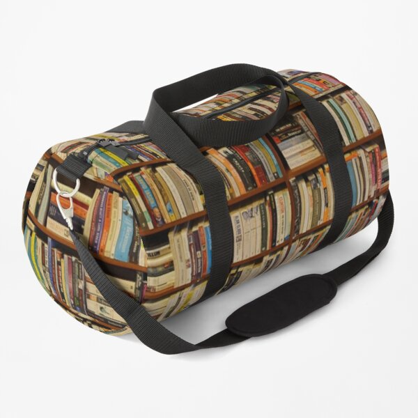 Bookish Duffle Bag