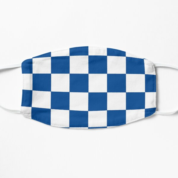 Chelsea Checks Flat Mask