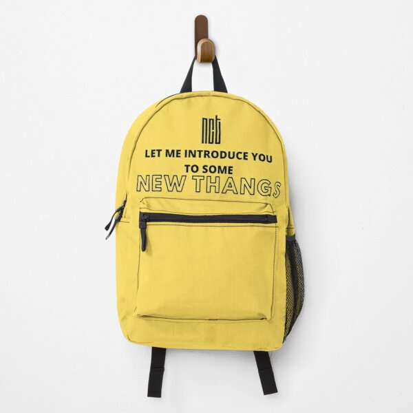 NCT 127 - LET ME INTRODUCE YOU TO SOME NEW THANGS Backpack