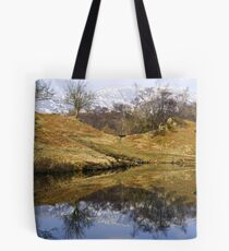 Secret Tarn Tote Bag
