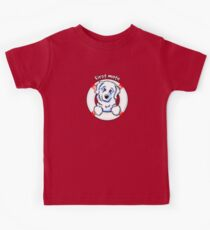 Great Pyrenees :: First Mate Kids Tee