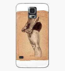 Swimmer Case/Skin for Samsung Galaxy