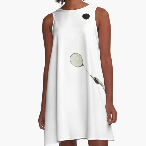 Tennis A-Line Dress
