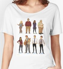 Parks and Rec 1 Women's Relaxed Fit T-Shirt