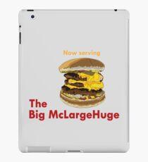 The Big McLargeHuge iPad Case/Skin