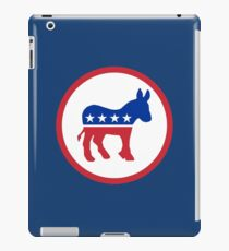 Democrat iPad Case/Skin