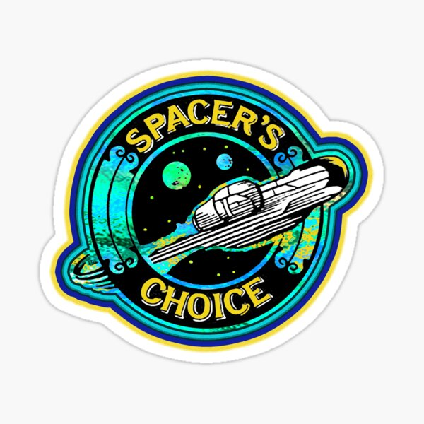 Outer Worlds / Spacers Choice Sticker
