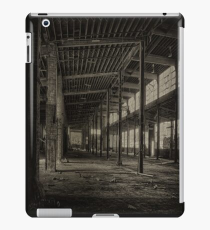 HDR Warehouse1 iPad Case/Skin