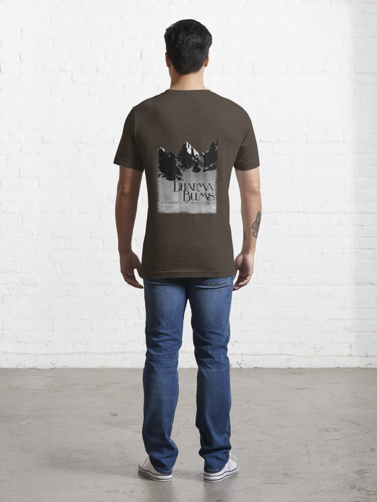 Alternate view of dharma bums - matterhorn peak Essential T-Shirt
