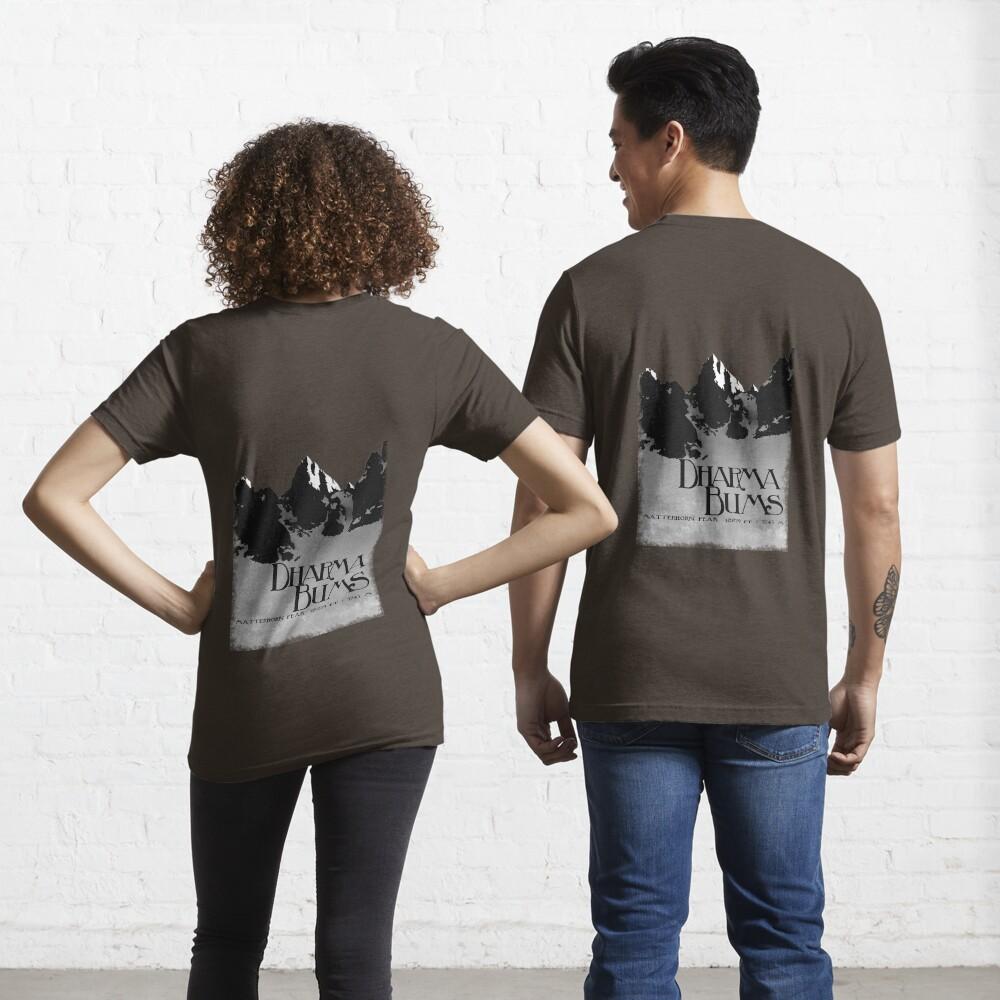 dharma bums - matterhorn peak Essential T-Shirt