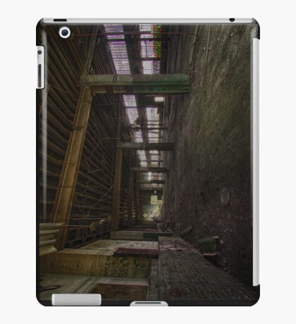 HDR Warehouse5 iPad Case/Skin