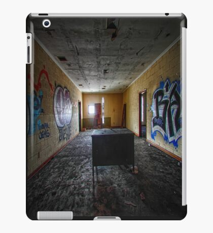 HDR Warehouse6 iPad Case/Skin