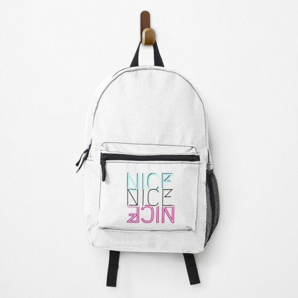 Nice Classic T-shirt for men and women  Backpack