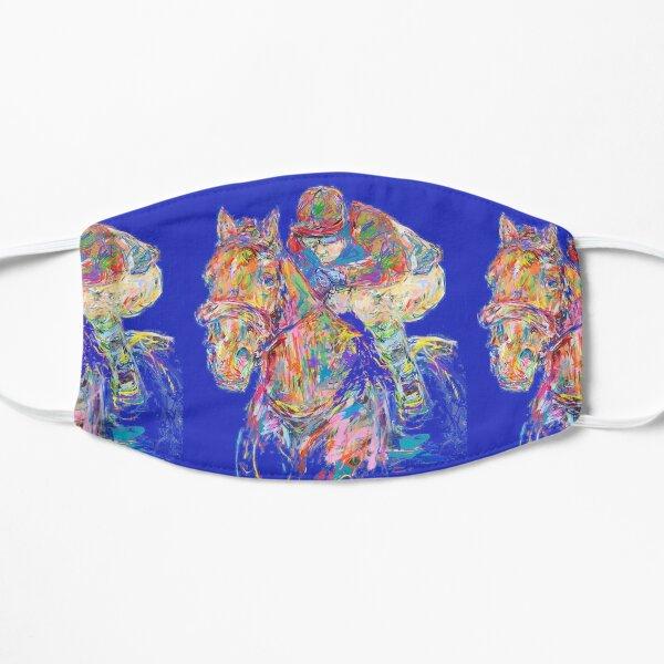 Blauer Reiter Flache Maske