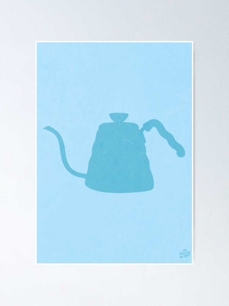 Alternate view of The Brew Series: HARIO KETTLE Poster