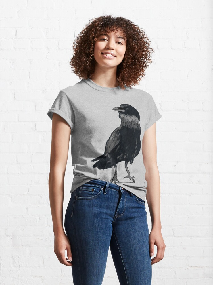 Alternate view of The Raven (Products) Classic T-Shirt