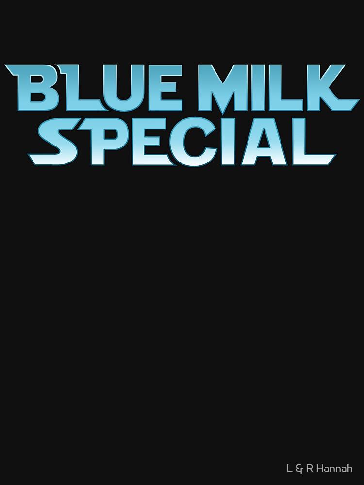 Blue Milk Special T-shirts! | Unisex T-Shirt