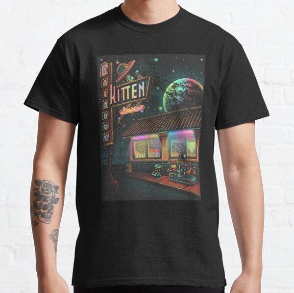 Good Music Rainbow Kitten Surprise Band Classic T-Shirt