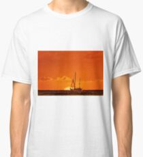 Waiting For The Green Flash Classic T-Shirt