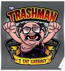 The Trashman Poster