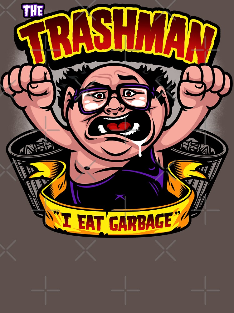 The Trashman | Unisex T-Shirt