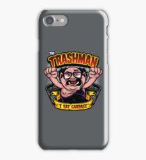 The Trashman iPhone Case/Skin