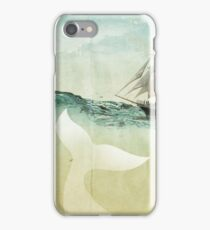 White Tail iPhone Case/Skin