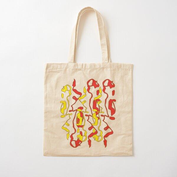 Frizzle Sticks Cotton Tote Bag