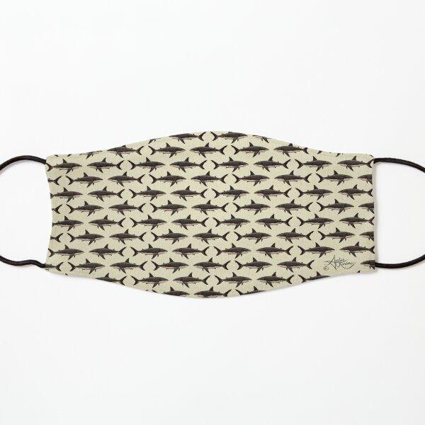 Pattern: Great White Shark ~ (Vintage Version) ~ by Amber Marine © 2015 Kids Mask