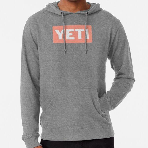 Yeti Sticker Lightweight Hoodie