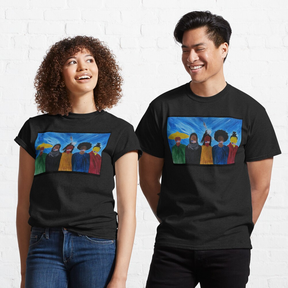 We The People - 1 Classic T-Shirt