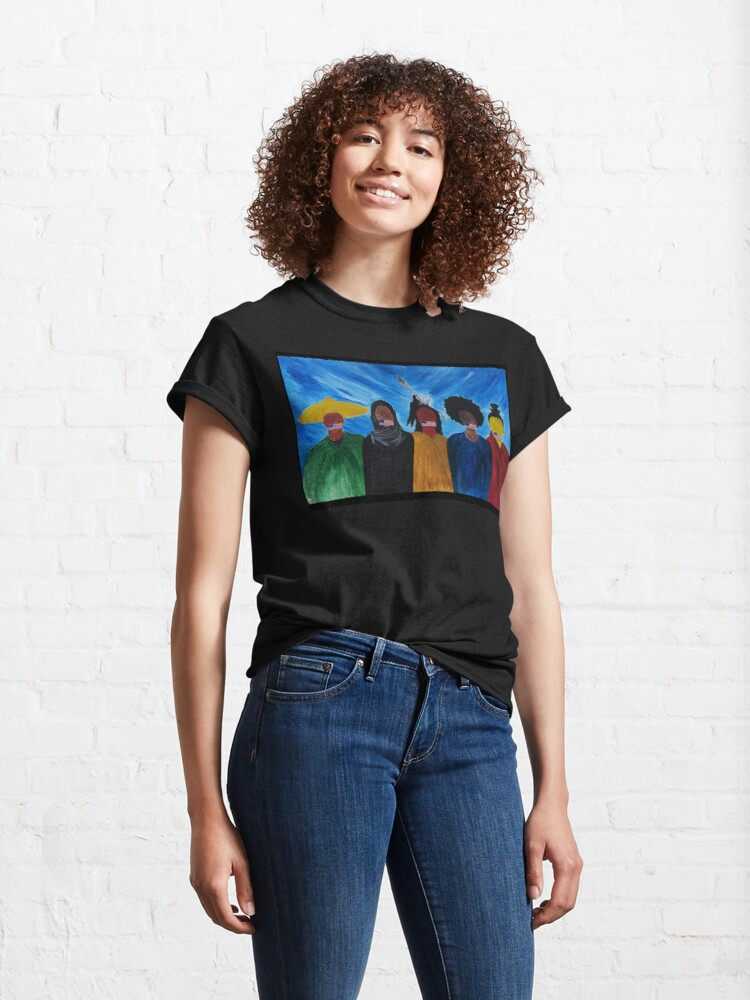Alternate view of We The People - 1 Classic T-Shirt