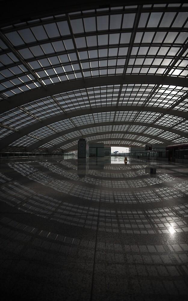 Beijing Abandoned by Tim Schoch