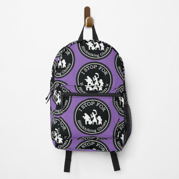 Hitchhiking Ghosts Backpack