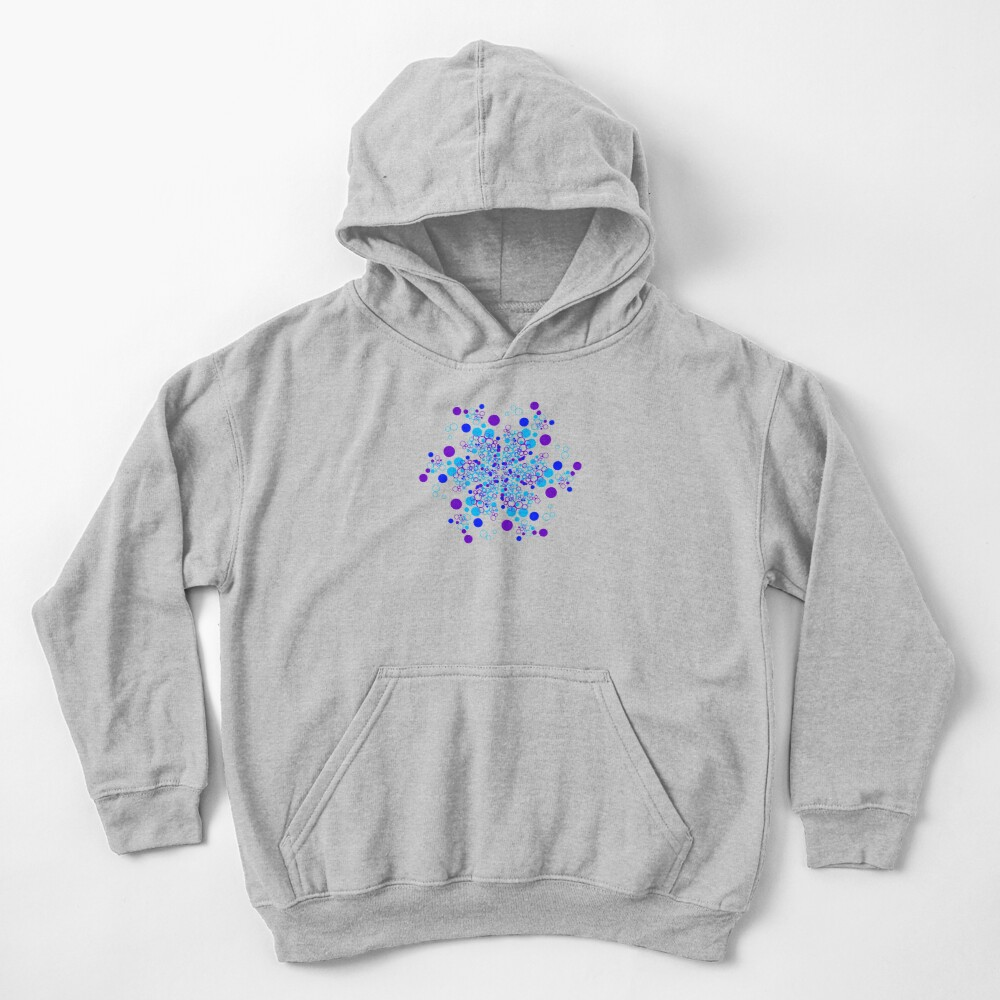 Where You Wanna Be Kids Pullover Hoodie