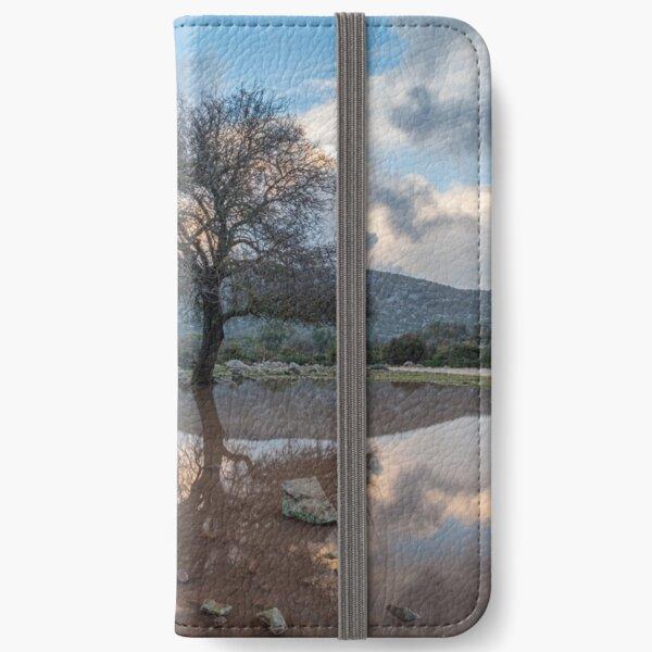 Supramonte Baunei Trees iPhone Wallet