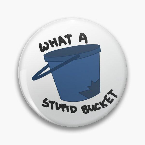 Totoro Stupid Bucket Pin