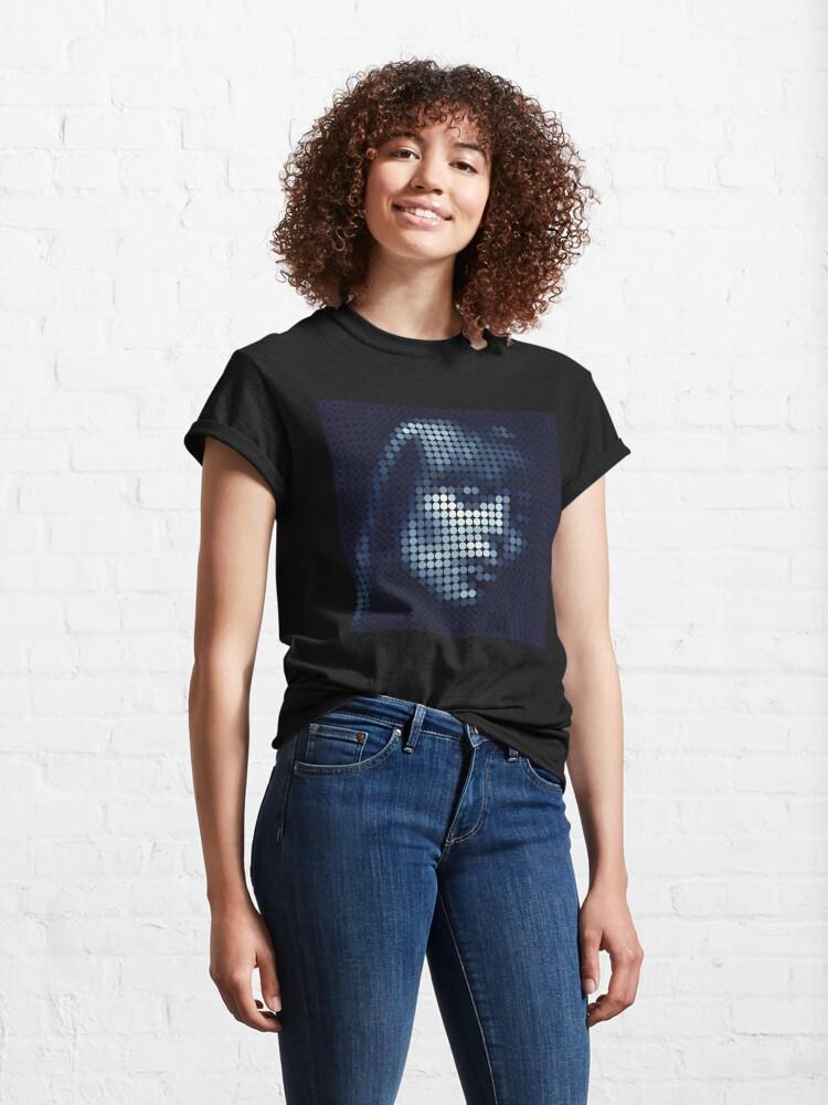 Alternate view of Joni Mitchell — Blue (Remix) Classic T-Shirt