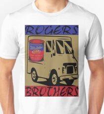 usa warriors truck by rogers bros Unisex T-Shirt