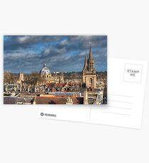 Oxford Skyline Postcards