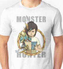Hunter's Life (Zinogre) (F3DS) T-Shirt