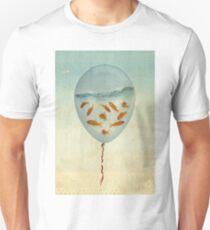 balloon fish 02 Unisex T-Shirt