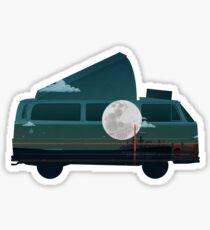 VW Camper Sticker