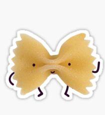 Bowtie Pasta Sticker